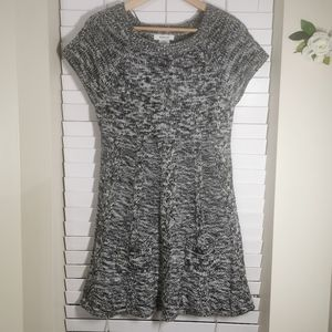 NWT! Style&co cap sleeve cable-knit sweater dress